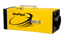 ortal filter unit for soldering fumes - SovPlym