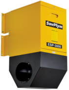 Wall-mounted electrostatic filter - SovPlym India