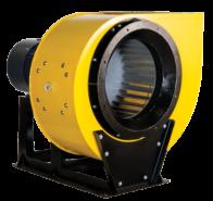 HPF industrial ventilation fan - SovPlym India