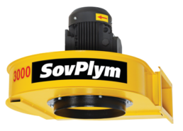 VMA Industrial Ventilation Fan - SovPlym India