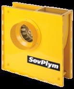TEF industrial ventilation fan - SovPlym India