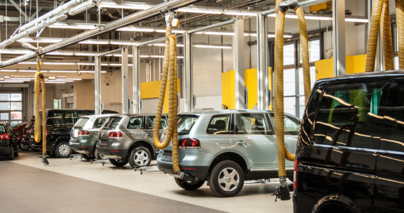 Vehicle Exhaust Extraction Systems - SovPlym