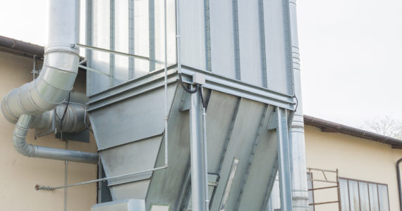Industrial Filters System - SovPlym